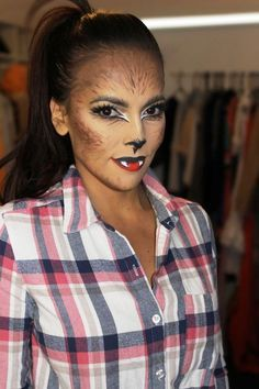 Cute Halloween Makeup Ideas for Women