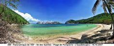 Guadeloupe - ( 971 ) - Ile des Saintes -  Plage de Pompierre -