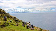 Copacabana Bolivia. #copacabana #bolivia #experiencebolivia #laketiticaca #lagotiticaca #southamerica #sudamerica #backpacking #traveler #travel #travelphotography #backpacker #nofilter #sinfiltro #southernhemisphere #blue #clouds #coolview #farming #hardatwork #latergram #instaview #instagood #travelbolivia #wanderlust by begood27