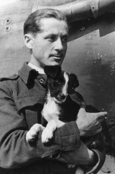 Division 317 'Wileński'. Sergeant Stanisław Brzeski, one of the best Polish pilots.