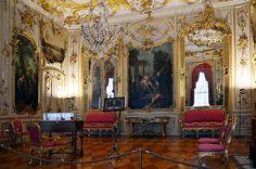 Sanssouci Palace, Potsdam (UNESCO)