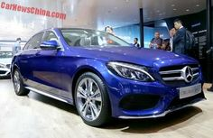 The First Long Wheelbase #MercedesBenz C-Class 4MATIC in #China http://www.benzinsider.com/2015/04/first-long-wheelbase-mercedes-benz-c-class-4matic-introduced-in-china/