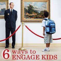 6 Ways to Engage Kids at Museums - Kids Activities Blog