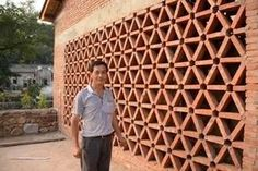 40 Spectacular Brick Wall Ideas You Can Use for Any House - Brick wall decor will give a lovely flair to your home! Be it sumptuous or country-like, the brick - Brick Design, Facade Design, Brick Architecture, Architecture Details, Brick Wall Decor, Brick Face, Brick Cladding, Brick Works, Brick Masonry
