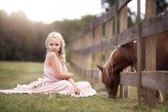 Photograph Girl and Horse by Ashlyn Mae Photography on 500px