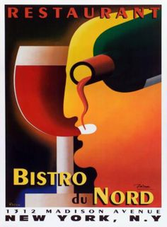 Restaurant Bistro du Nord, by Razzia