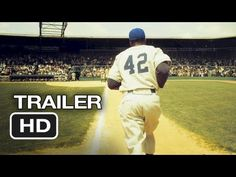▶ 42 Official Trailer #1 (2012) - Harrison Ford Movie - Jackie Robinson Story HD - YouTube