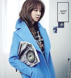 Gong Hyo Jin - 2econd floor F/W 2014
