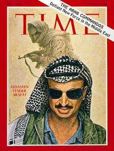TIME Magazine Cover: Yasser Arafat -- Dec. 13, 1968