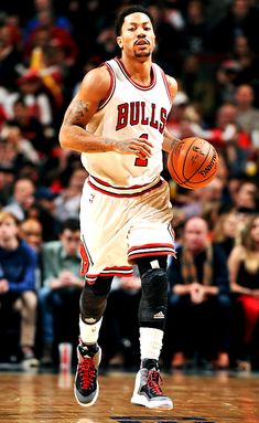 The key to the Bulls' championship aspirations: Derrick Rose.