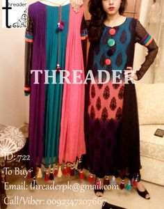 ID: 722 COST: PKR 7000/ USD 72 / GBP 47 To Buy: Email: threaderpk@gmail.com Call/Viber: 00923472076667