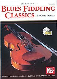Blues Fiddling Classics Book/CD Set by Mel Bay. $14.02. 25 classics covering the basic styles of 12 and 16 bar patterns, plus earlier styles. Includes CD.