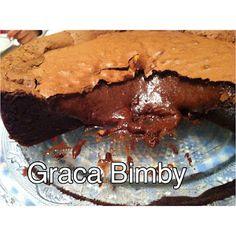 Bimby Truques & Dicas: Delicia de chocolate XL