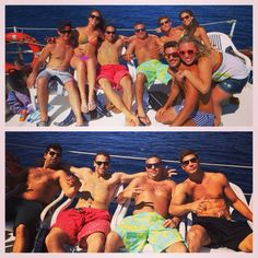 Boat trip in the Red Sea (Eilat) #Sachlav #Taglit www.israelonthehouse.com