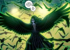 """Wicked Intervention: """"The Wicked + The Divine"""" #10 [Annotations] – Multiversity Comics"""
