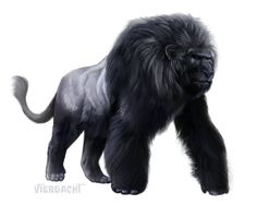 Exotic Pets 424605071113275639 - The magnificent gorilleo, half-gorilla and half-lion, is one of the most popular genetic hybrids among exotic pet owners. But while cute as cubs, they grow quickly and their great strength combined… Source by louiseaufort Alien Creatures, Magical Creatures, Creature Feature, Creature Design, Dragons, Beast Creature, Fantasy Beasts, Creature Concept Art, Creature Drawings
