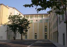 Centro culturale S.F. Saverio in via del Platano - Livorno