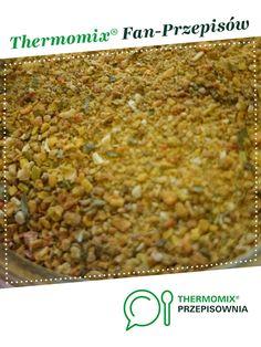 VEGETA lepsza niż ze sklepu jest to przepis stworzony przez użytkownika kAmilafry. Ten przepis na Thermomix<sup>®</sup> znajdziesz w kategorii Dodatki na www.przepisownia.pl, społeczności Thermomix<sup>®</sup>. Food And Drink, Vegetables, Recipes, Fitness, Thermomix, Vegetable Recipes, Ripped Recipes, Cooking Recipes
