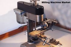 Milling machines are tools designed to cut metal, wood, and other solid materials. In the context of China-US trade war and global economic volatility and uncertainty, it will have a big influence on this market. Milling Machine Report by Material, Application, and Geography.