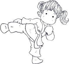 The Winner Takes All 2011 - Karate Tilda