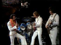 1973 1 14 Elvis Presley Aloha from Hawaii Via Satellite Elvis Presley Concerts, Elvis Presley Family, Elvis In Concert, Elvis Aloha From Hawaii, Are You Lonesome Tonight, Music Charts, Graceland, Most Beautiful Man, Latest Music