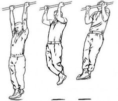 Major Charles Lewis Armstrong pull up program