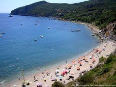 Porto Ercole - Spiaggia lunga beach