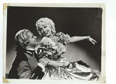 A slightly different pose of this familiar photo - they are both smiling delightfully here. - ESCANO COLLECTION