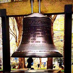 Saint Paul Chapel - Ground Zero. New York, Manhattan