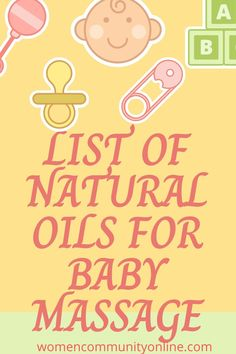 Baby Massage Benefits With Natural Oils #baby #massage #newbornbaby #massagetherapy #healthybaby #babycare #fullbodymassage #babymassage #homecare #kidsmassage #massage #babycare Baby Massage, Massage Oil, Natural Baby, Natural Oils, Massage Benefits, Online Blog, Baby Body, Massage Therapy, Baby Care