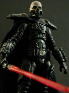 Darth Maul Clone Wars Action Figure