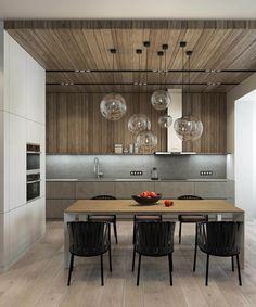 Dale un toque diferente a la iluminación de tu cocina
