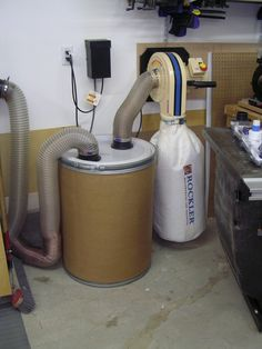 Product Review for Dust Right® 4'' Dust Separator Components, with FREE Downloadable Plan! - Rated 5 Stars