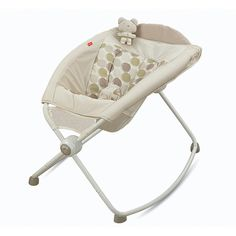 Fisher price rock n play sleeper-best thing ever.