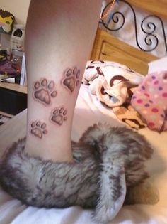 i want this - but with all of my different pet's paws