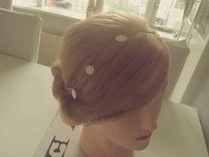 Simple & cute #hair #updo #jewelry #hair #hairstyle  #hairstyles #haircolour #haircolor #hairdye #hairdo #haircut #longhairdontcare #braid #fashion #straighthair #longhair #style #straight #curly #black #brown #blonde #brunette #hairoftheday #hairideas #braidideas #perfectcurls #hairfashion  #coolhair