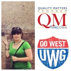 Congrats to Colleen Vasconcellos in the Department of History, of the College of Arts and Humanities, on her successful completion of the UWG Online QM Training Program! #uwg #uwgonline #qualitymatters #blazingtrailstonewpossibilties