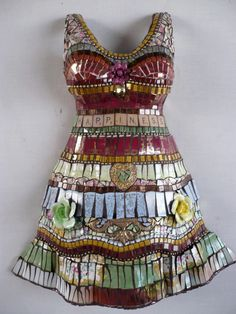 Susan Wechsler Mosaic.