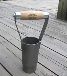 DeWit Bulb Planter with Short Handle * Click image to review more details. (This is an affiliate link)