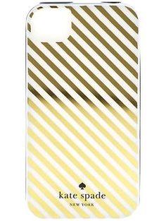 For my phone? :)  Kate Spade New York Diagonal Stripe 4 | Piperlime