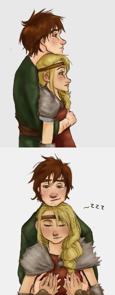 The Comfy Couple by AvannaK.deviantart.com on @deviantART