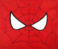 Superhero fleece pillow throw / cushion cover by LittleQuests