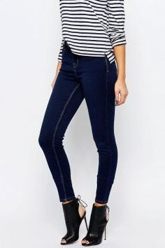 New Look Super Soft Skinny Jeans - Blue #modasto #giyim #moda https://modasto.com/new-look/kadin/br28991ct2