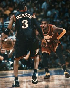 Allen Iverson and KYRIE ❤️