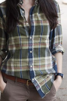 Oh plaid, how I love thee