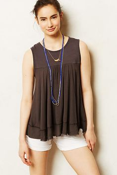 Pacanda Tank - anthropologie.com