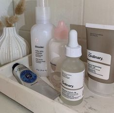Combination Skin Care Routine, Milky Jelly Cleanser, Skin Care Routine 30s, Black Skin Care, Oily Skin Care, Dry Skin, Aesthetic Makeup, Mode Inspiration, Face Skin