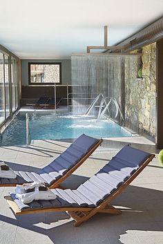 Hotel #Balneario cerca de la Seu de Urgell y #Andorra. La solución a este frío invernal a coste cero: intercambia tu casa con ellos y alójate aquí gratis. #homeexchange #swapofthemorning