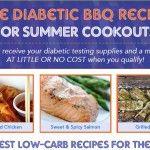 #free Diabetic BBQ #recipes