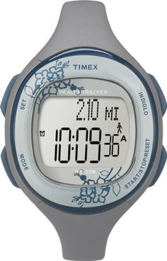 TIMEX Health tracker Gray T5K485 for women (Japan Import) -- Check out this great watch.